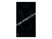table de cuisson ELECTROLUX Table de cuisson domino vitrocéramique EHF330NOK, 30 cm,  Foyers