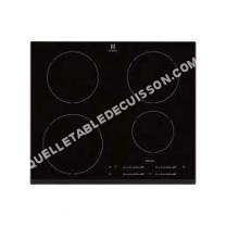table de cuisson ELECTROLUX Table de cuisson induction  foyers  EHH650F8K
