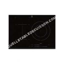 table de cuisson ELECTROLUX Table induction  EHN7532LHK Noir