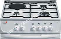 table de cuisson FAGOR CFF631 A  Cuisinière  pose libre  classe   blanc