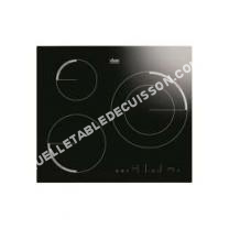 table de cuisson FAURE Table de cuisson induction FEI6532FBA