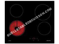 table de cuisson GLEM Table Vitrocéramique  Gth64s