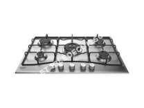 table de cuisson HOTPOINT-ARISTON Newstyle PCN 2 T/IX/HA  Table de cuisson au gaz   plaques de cuisson  Niche  largeur   cm  profondeur   cm  acier inoxydable  acier inoxydable