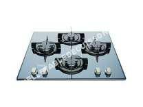 table de cuisson HOTPOINT-ARISTON DD 62 /HA(ICE)  Table de cuisson au gaz   plaques de cuisson  largeur  59 cm  profondeur  51 cm  gris  gris iceberg
