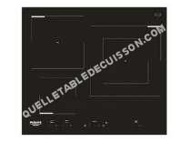 table de cuisson HOTPOINT-ARISTON HKID 630 LD C  Table de cuisson à induction  3 plaques de cuisson  Niche  largeur : 56 cm  profondeur : 49 cm  noir   cadre