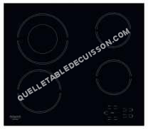 table de cuisson HOTPOINT-ARISTON Tble vitrocermique  HR 632
