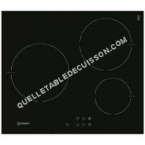 table de cuisson INDESIT  Table Cuisson Induction Ivia633CE Noir