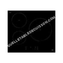 table de cuisson LISTO  Tvi L33 Table de Cuisson Induction