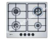 table de cuisson NEFF 50 T26BB560  Table de cuisson au gaz   plaques de cuisson  iche  largeur  56 cm  profondeur   cm  avec garnitures en acier inoxydable  acier inoxydable