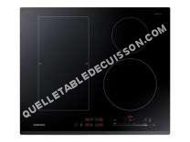 table de cuisson SAMSUNG Table induction  NZ64K5747BK Noir
