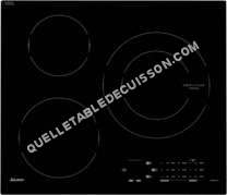 table de cuisson SAUTER Table induction PG SPI4366B Table Induc PG SPI4366B