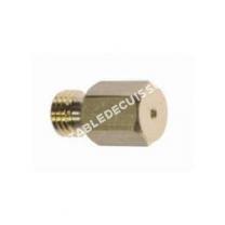 table de cuisson SMEG Injecteur Gaz Naturel Sr  092 Ref: 909010380