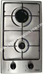 table de cuisson SOGELUX Domino Gaz Dg55x Inox  Feux