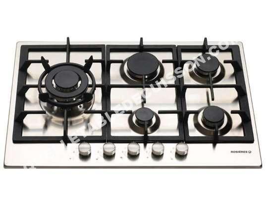 Rosieres plaque de cuisson table de cuisine for Quel plaque de cuisson choisir