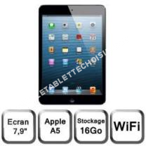 tablette APPLE mini wi-fi 16 go noir  ardoise