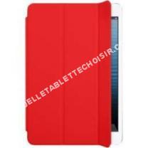 tablette APPLE mini  over polyuréthane  coloris rouge