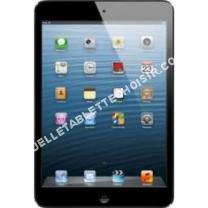 tablette APPLE Tablette 7,9 pouces coloris noir   MINI 6GO