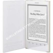 tablette SONY ebook housse prst2 blanche