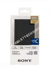 tablette SONY Accessoire  noir 5000 mAh ombo B-  P-V5BB