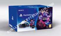 tablette SONY Casque de réalité virtuelle  PSVR MK4  Caméra V2  VR Worlds