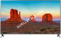 Télé LG Téléviseur LED 164 cm  65UK6500