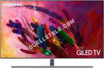 Télé SAMSUNG TV QLED QE75Q7F 2018