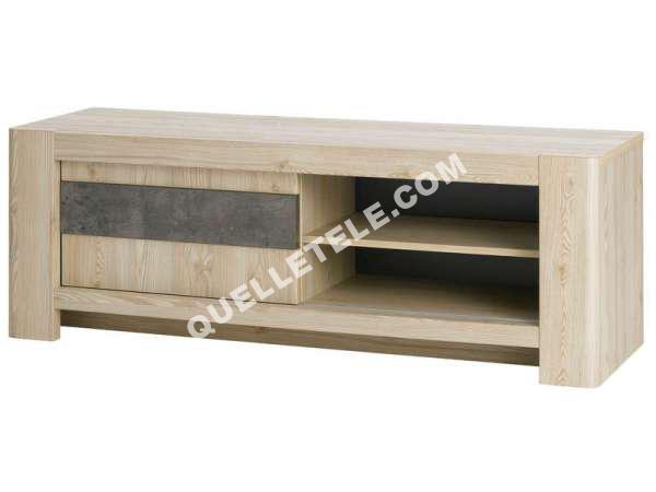 conforama banc tv chris coloris m l ze nouveaut s moins cher. Black Bedroom Furniture Sets. Home Design Ideas