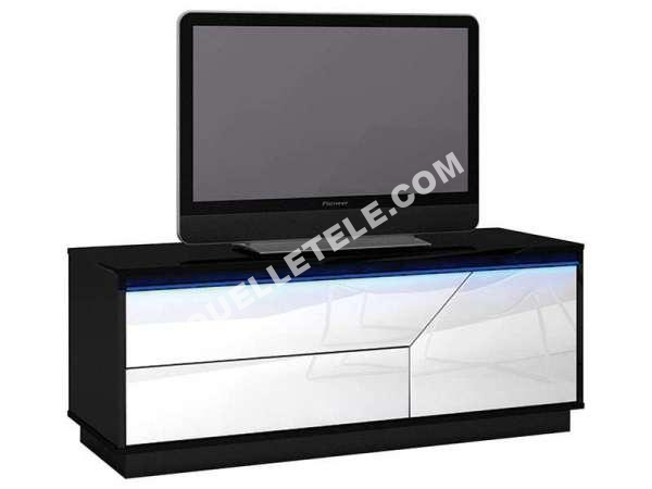 Table tv en verre conforama - Meuble led conforama ...
