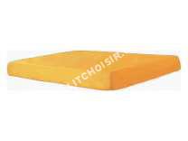lit CONFORAMA CONFORAMA Drap housse 140X190 cm TRIGONE coloris assortis