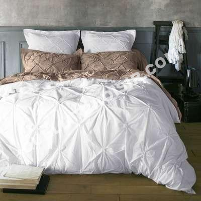 housse de couette 1 ou 2 personnes pur coton ray. Black Bedroom Furniture Sets. Home Design Ideas