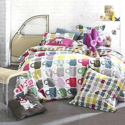 Du 129 medium collection camille for Housse de couette 3 suisses