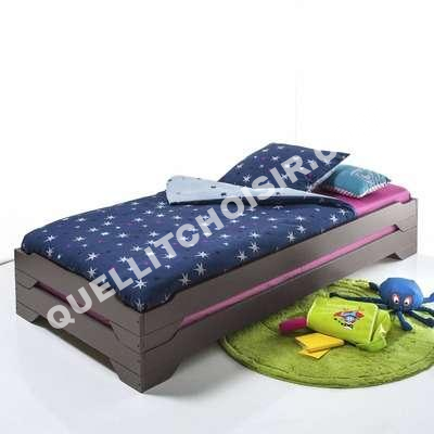 lit enfant suisses collectionlot de  lits empilables certifies