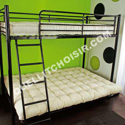 matelas pour canap futon convertible. Black Bedroom Furniture Sets. Home Design Ideas