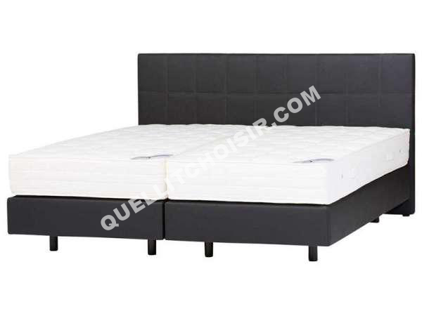 sommier haut sommier enfant haut de gamme sommier haut de gamme 100x200 matelas no stress t. Black Bedroom Furniture Sets. Home Design Ideas