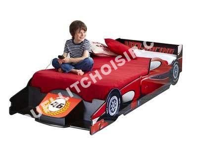 Conforama lit garcon cars table de lit a roulettes - Lit enfant cars conforama ...