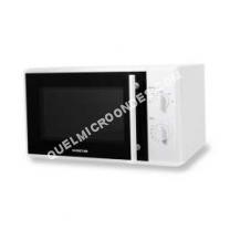 micro-ondes Générique Four  MicroOndes 20  700  Blanc Mn205s