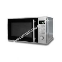 micro-ondes Générique Four  Micro-Ondes 20  800  Argenté Mn207s