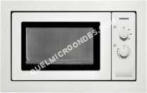 micro-ondes SIEMENS HF22M260