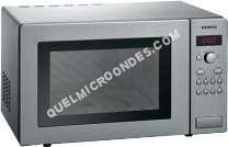 micro-ondes SIEMENS HF24M54  Four microondes monofonction  pose libre  25 litres  900 Watt  acier inoxydable