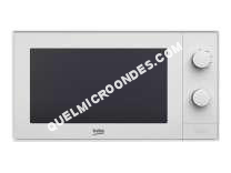 micro-ondes BEKO MGC1W  Four microondes grill  pose libre   litres   Watt  blanc