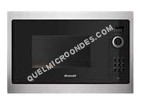 micro-ondes BRANDT Four microondes encastrable  BMS11X INOX