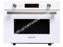 micro-ondes BRANDT Brandt Brandt CE3610W - Four micro-ondes combiné - grill - pose libre - 36 litres - 900 Watt - blanc