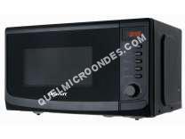 micro-ondes BRANDT GE2031B  Four microondes grill  pose libre  20 litres  800 Watt  noir