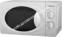micro-ondes California MicroOndes 20l 700w Blanc 20mx70lw