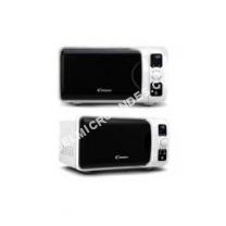 micro-ondes CANDY Candy Candy EGO G25DCW - Four micro-ondes grill - pose libre - 25 litres - 900 Watt - blanc métallisé