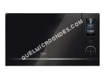 micro-ondes CASO Germany  Germany MLG 23 Touch Black  Four microondes grill  pose libre  23 litres  900 Watt  noir mat