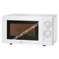 micro-ondes CLATRONIC MicroOndes Avec Grill  Mwg 786 20l 700w900w (Blanc)