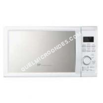 micro-ondes CONTINENTAL EDISON MO20LEDS Microondes silver  20 L  700   Pose libre