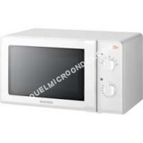 micro-ondes DAEWOO Designing Excellence KOG6LM27  Four microondes grill  pose libre  20 litres  800 Watt  blanc