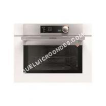 micro-ondes DE DIETRICH DKE7335W  Four microondes monofonction  intégrable  40 litres  1000 Watt  blanc